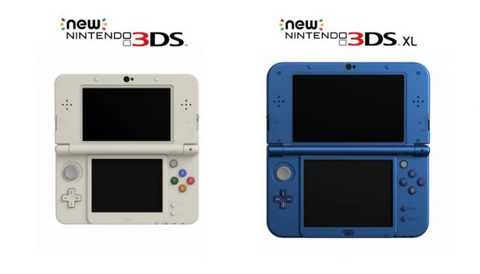 Nintendo Australia: 'New Nintendo 3DS & New Nintendo 3DS XL to launch 21st November in Australia and New Zealand'