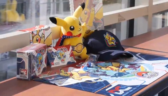 2014 Pokémon World Championships: What's in your Welcome Kit?