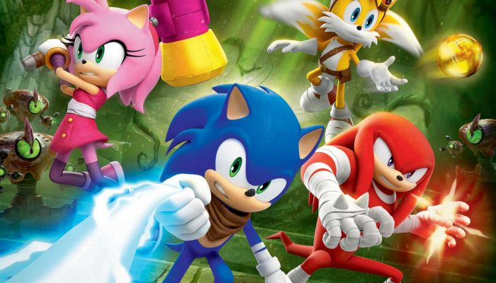 Sonic Boom: Rise of Lyric moved up to November 11 in North America!!