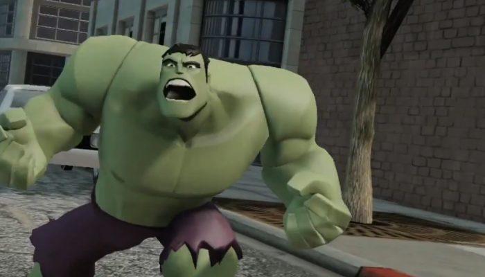 Disney Infinity 2.0 – Marvel Super Heroes Trailer