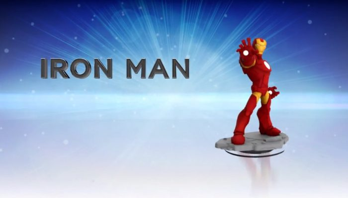 Disney Infinity 2.0 – Iron Man Trailer