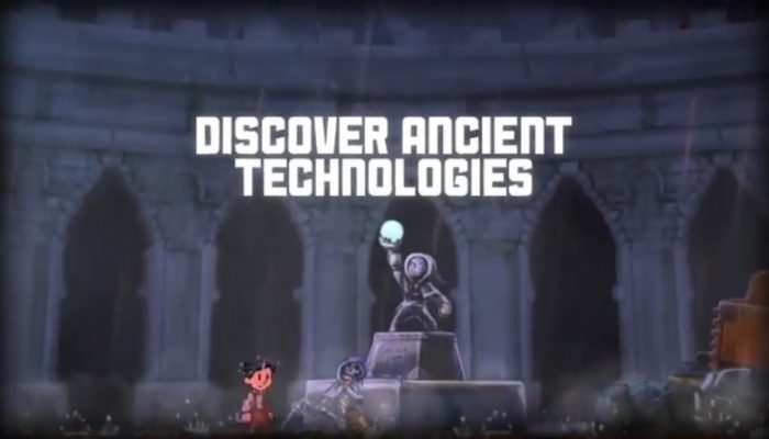 Teslagrad – Wii U Launch Trailer