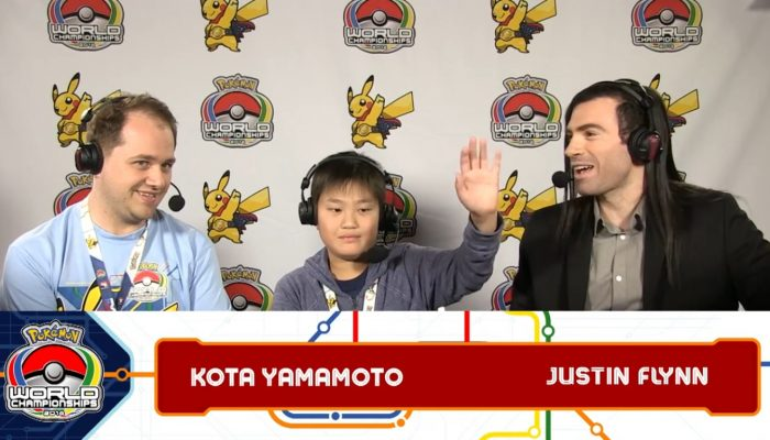 2014 Pokémon World Championships: VG Junior Finals