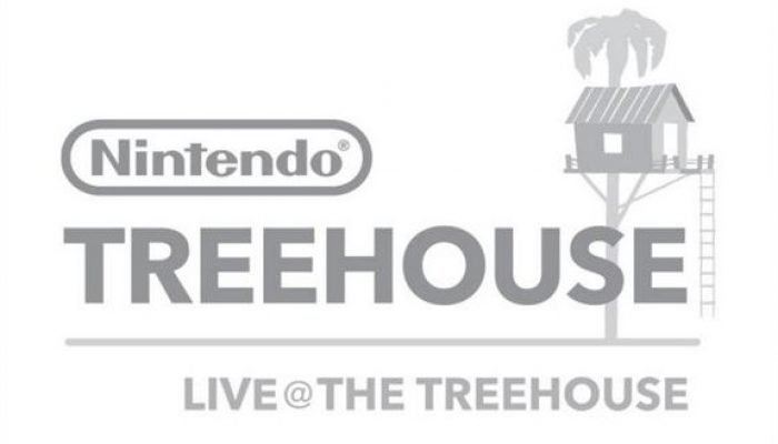 Nintendo Treehouse: Live @ The Treehouse streaming on September 12