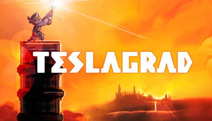 Rain: 'Let's go Wii U: Teslagrad available on eShop September 11th'