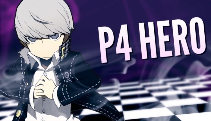 Persona Q: Shadow of the Labyrinth – P4 Hero Trailer