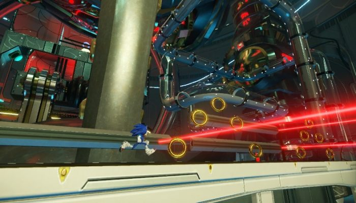 Sonic Boom: Rise of Lyric – Detailed Items, Transportation and Areas Screenshots