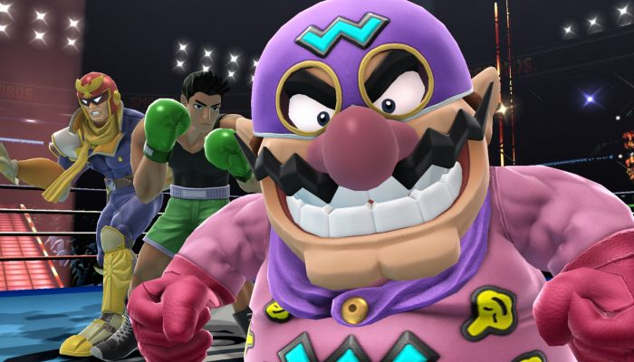 Super Smash Bros. for Wii U – Character Screenshots: Wario