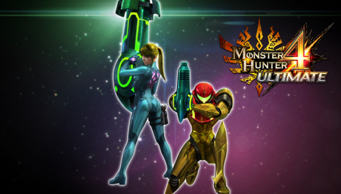 Capcom: 'Special equipment from Metroid series revealed for Monster Hunter 4 Ultimate'