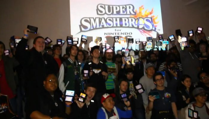 Nintendo of Canada – Super Smash Club: Toronto Event