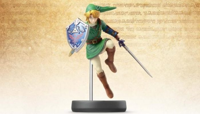 amiibo Link will work on Hyrule Warriors
