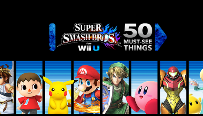 Super Smash Bros. for Wii U livestream from Nintendo set for October 23, 3 PM Pacific