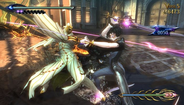 PlatinumGames: 'Bayonetta 2 Out In Stores!'