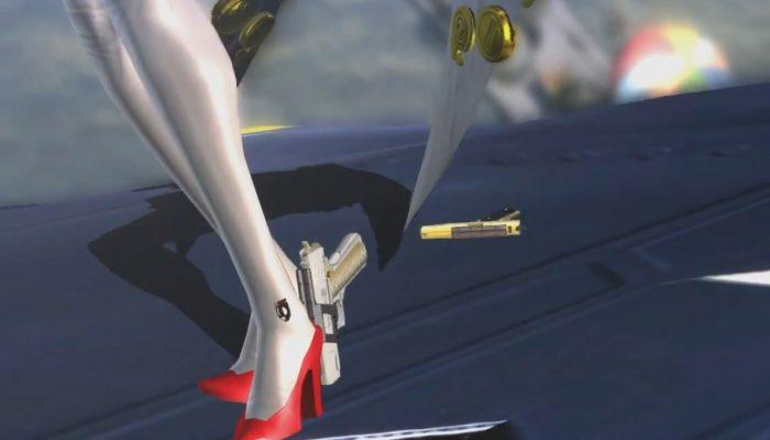 Bayonetta 2 – Bande-annonce Chomp