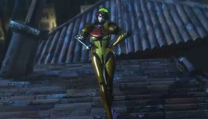 Bayonetta 2 – Bande-annonce Chasseuse de prime galactique