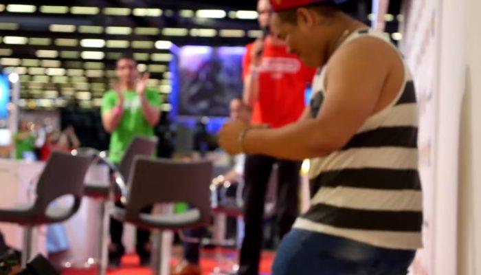 Super Smash Bros. for Nintendo 3DS – Entraînez-vous avec BJay pour la Paris Games Week !