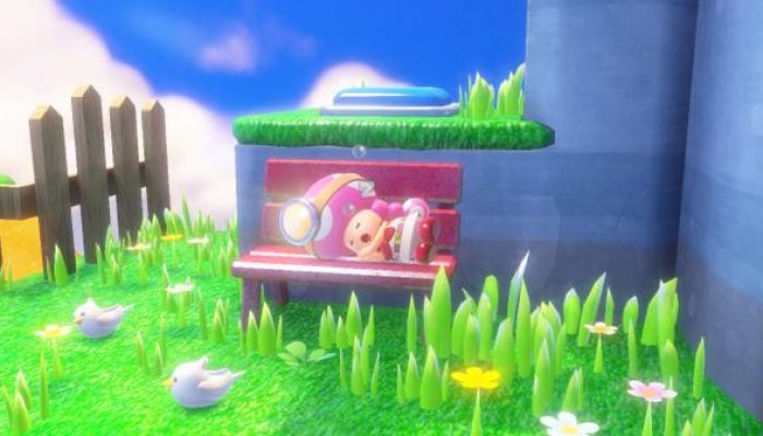 NoE: 'Toadette's ready for adventure in Captain Toad: Treasure Tracker for Wii U, releasing on 9th January'