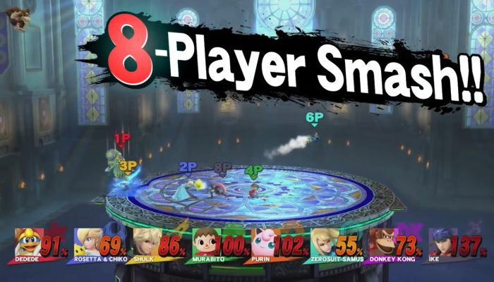 Super Smash Bros. for Wii U 50-Fact Extravaganza
