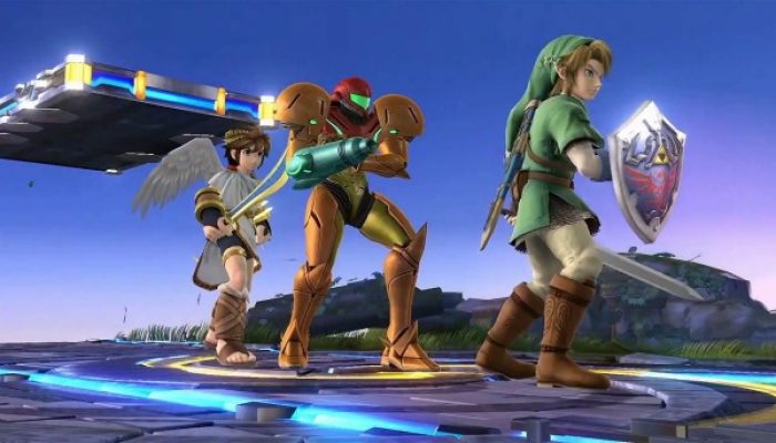 NoE: 'Join us for the Super Smash Bros. for Wii U: 50 must-see things broadcast on 23rd October'