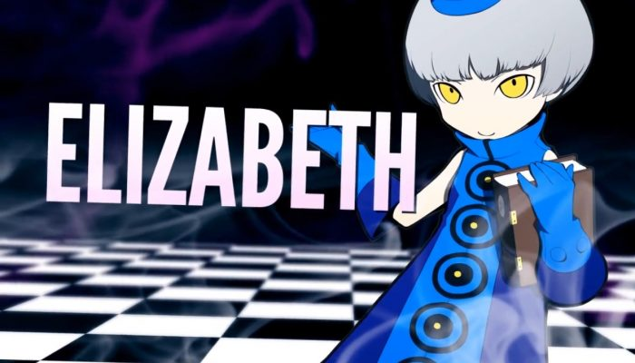Persona Q: Shadow of the Labyrinth – Elizabeth Trailer