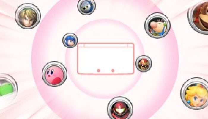 Super Smash Bros. for Nintendo 3DS Game Modes: StreetSmash