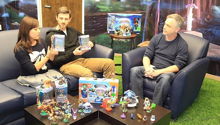Nintendo Minute – Skylanders Trap Team