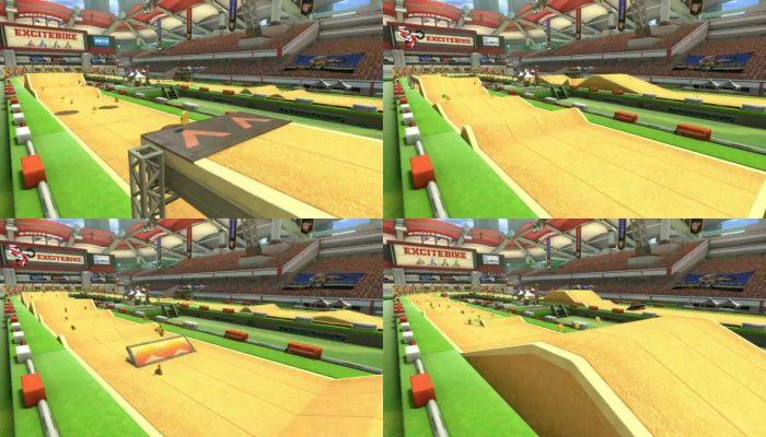 Mario Kart 8 – DLC: Excitebike Arena Trailer