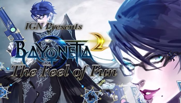 Bayonetta 2 – Designing Bayonetta 2's Combat: The Feel of Fun by IGN