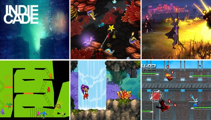 NoA: 'Nintendo showcases new games at IndieCade'