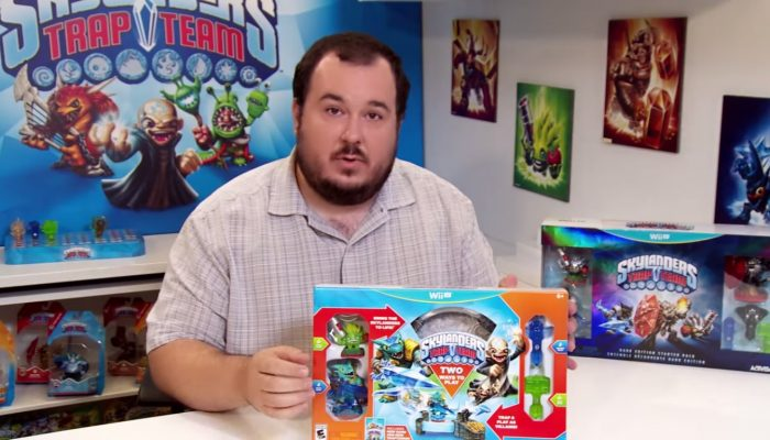 Skylanders Trap Team – Standard and Dark Edition Starter Packs Unboxing