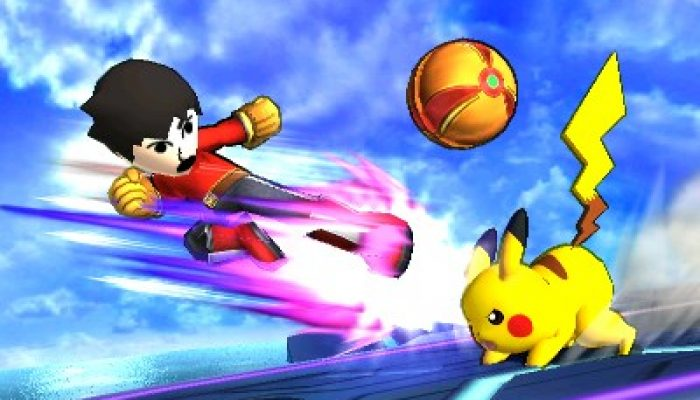 NoA: 'Join The Battle Any Time, Anywhere In Super Smash Bros. For Nintendo 3DS'
