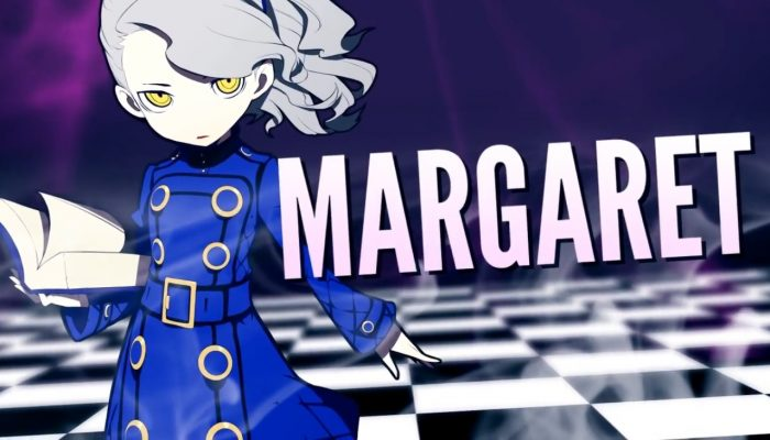 Persona Q: Shadow of the Labyrinth – Margaret Trailer