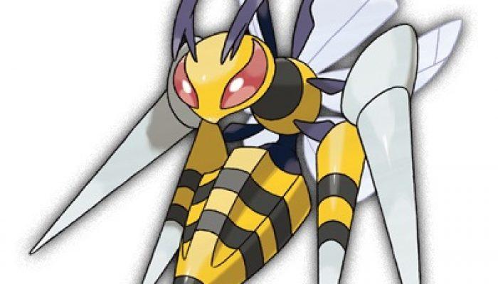 Pokémon ORAS – Mega Beedrill