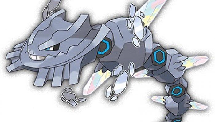 Pokémon ORAS – Mega Steelix