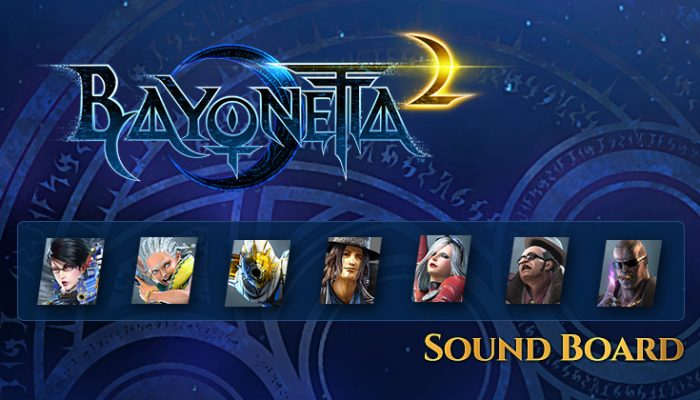 NoA: 'Bayonetta 2 Sound Board and Anime'