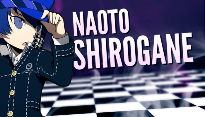 Persona Q: Shadow of the Labyrinth – Naoto Trailer