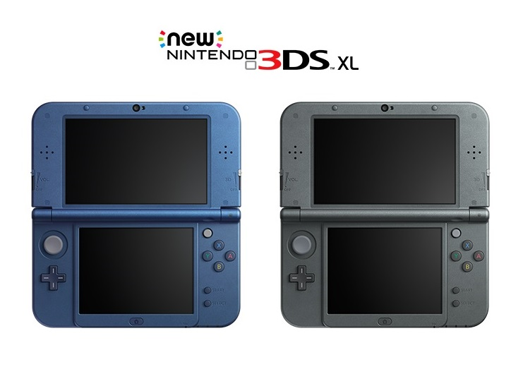 Media Create Top 20 New Nintendo 3DS XL