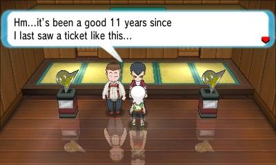 Pokémon ORAS – Obtain the Eon Ticket! - NintendObserver