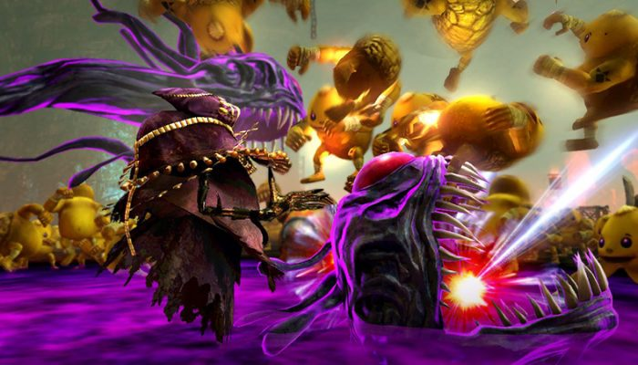 Hyrule Warriors – Couple of Playable Wizzro Screenshots