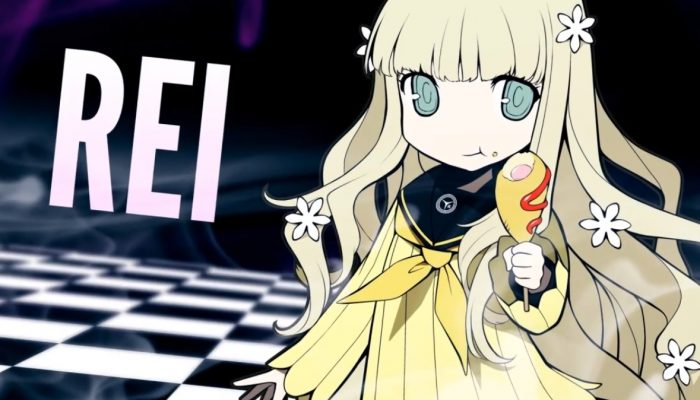 Persona Q: Shadow of the Labyrinth – Rei Trailer