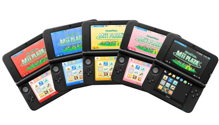 NoA: 'Themes for Nintendo 3DS'
