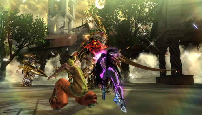PlatinumGames: 'A Little Help From Your Friends'
