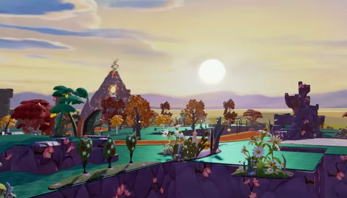 "Disney Infinity 2.0 – ""Walk It"" World Creation Trailer"