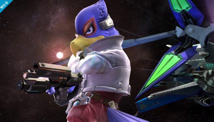 Super Smash Bros. – Falco, Secret Fighter Screenshots