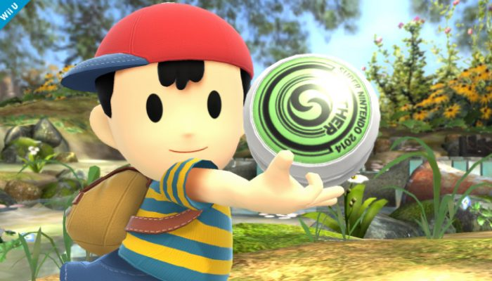 Super Smash Bros. – Ness, Secret Fighter Screenshots