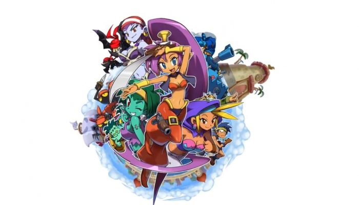 Shantae and the Pirate's Curse – Launch Trailer