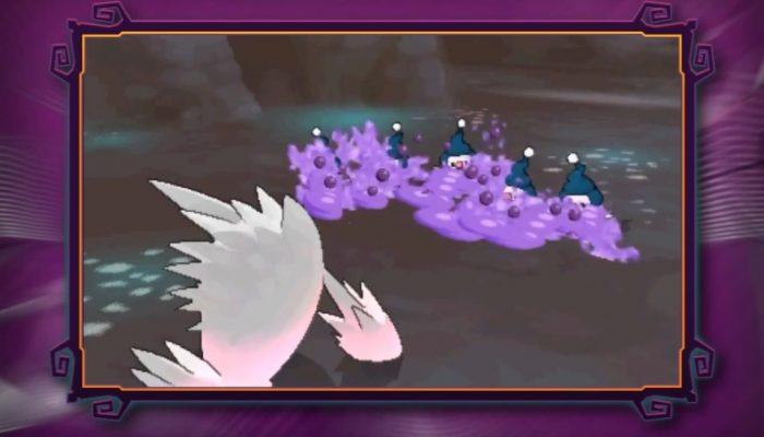Pokémon X/Y –  Halloween Event Shiny Mega Gengar Trailer