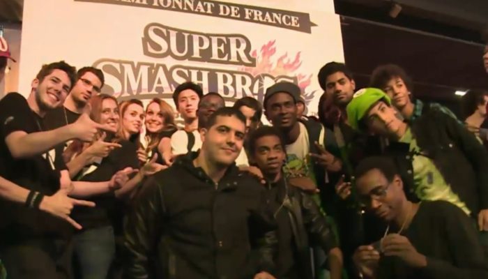 Super Smash Bros. for Wii U – En direct de la Paris Games Week 2014