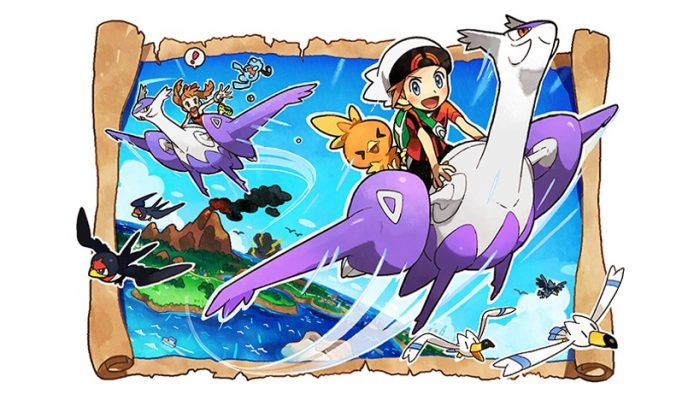 Pokémon ORAS – Fly Freely through the Skies!