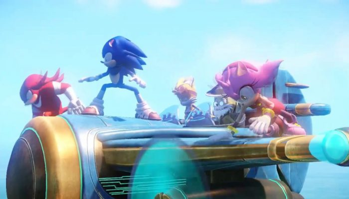 Sonic Boom – Sonic Boom 2014 Event Games Trailer